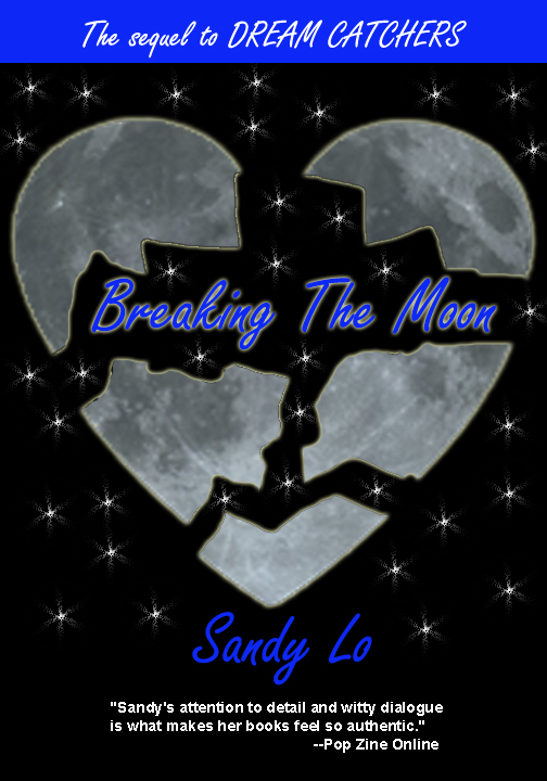 Breaking The Moon Novel