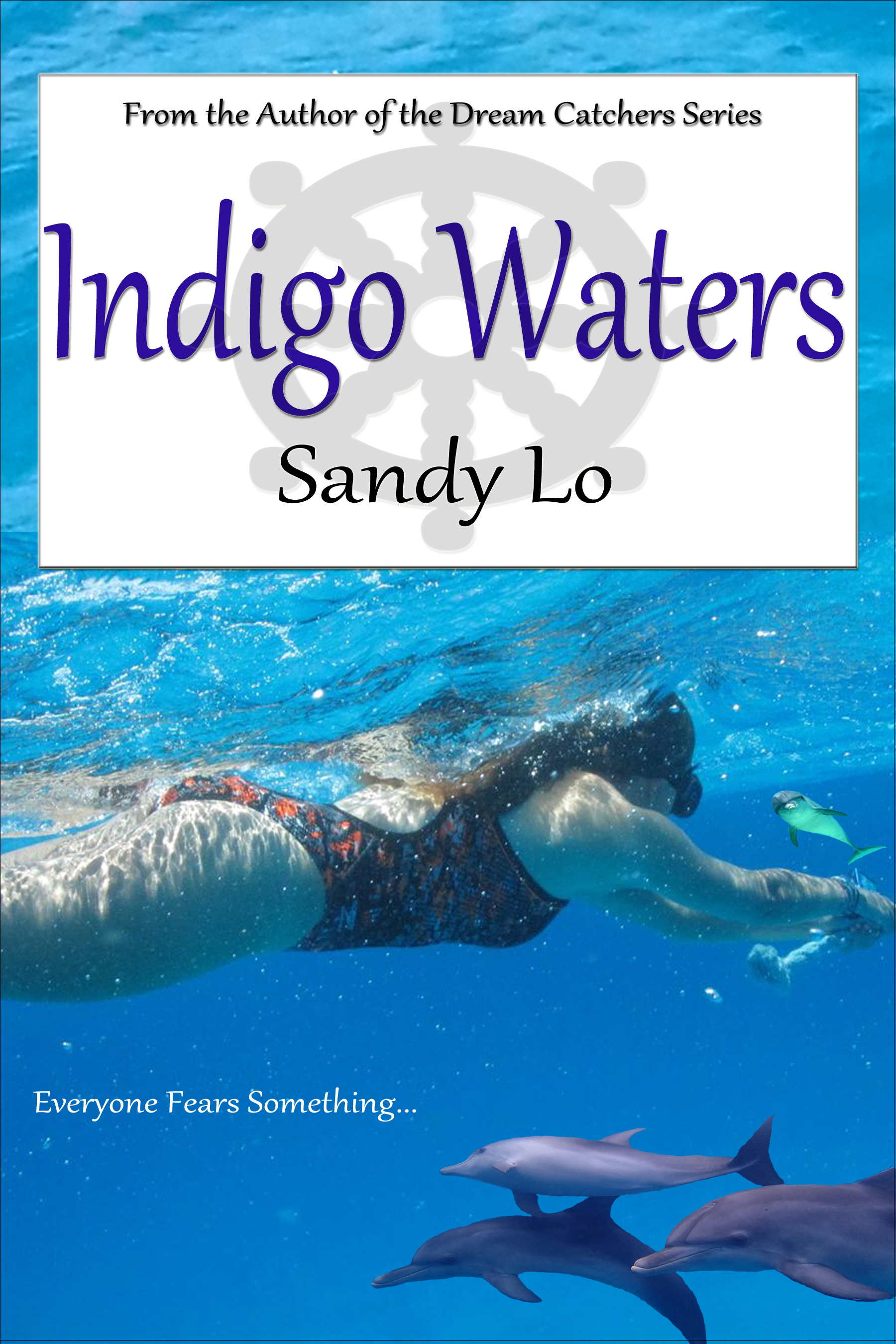 Indigo Waters by Sandy Lo