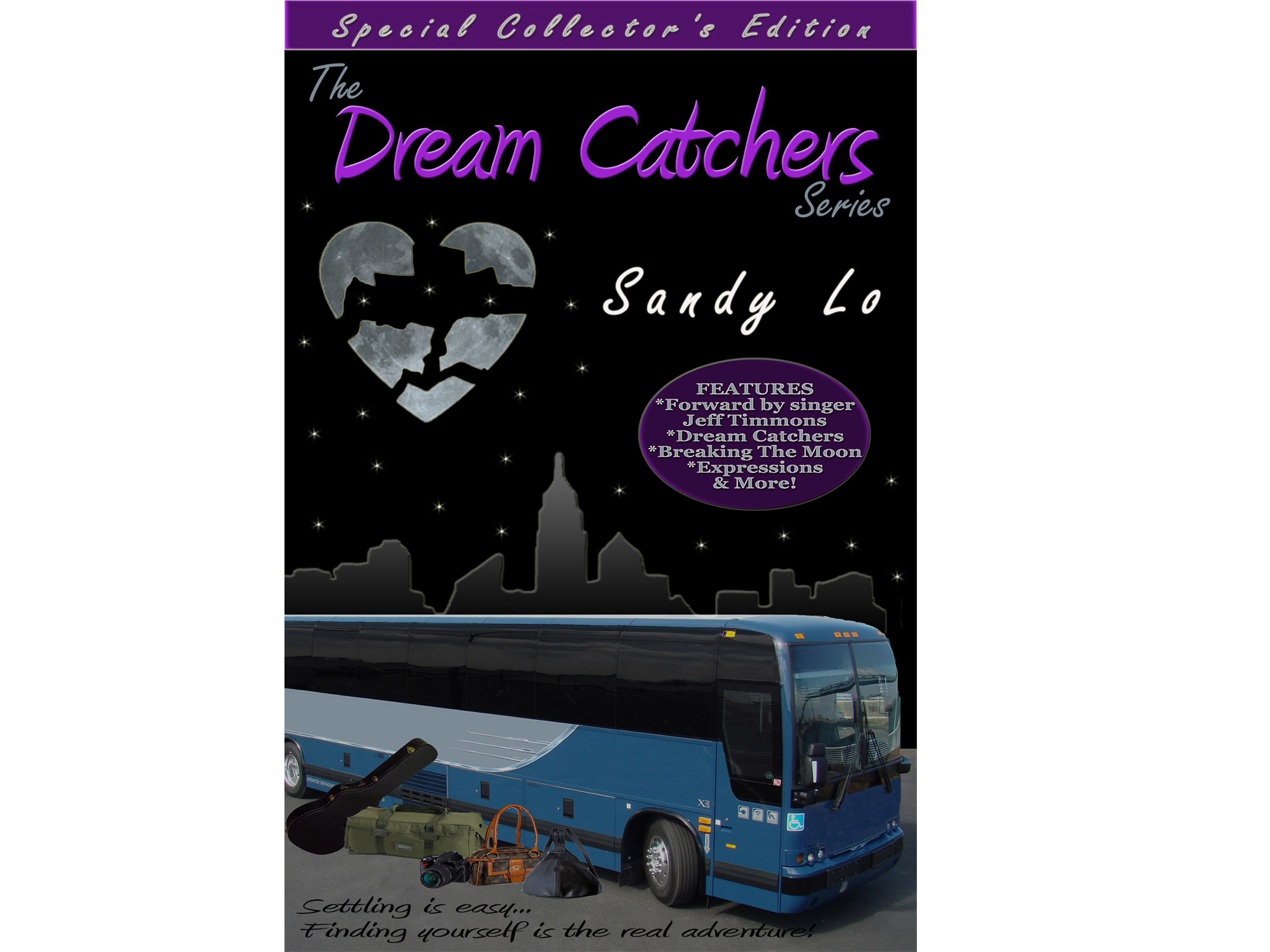 """Special Edition of """"Dream Catchers"""" series"""