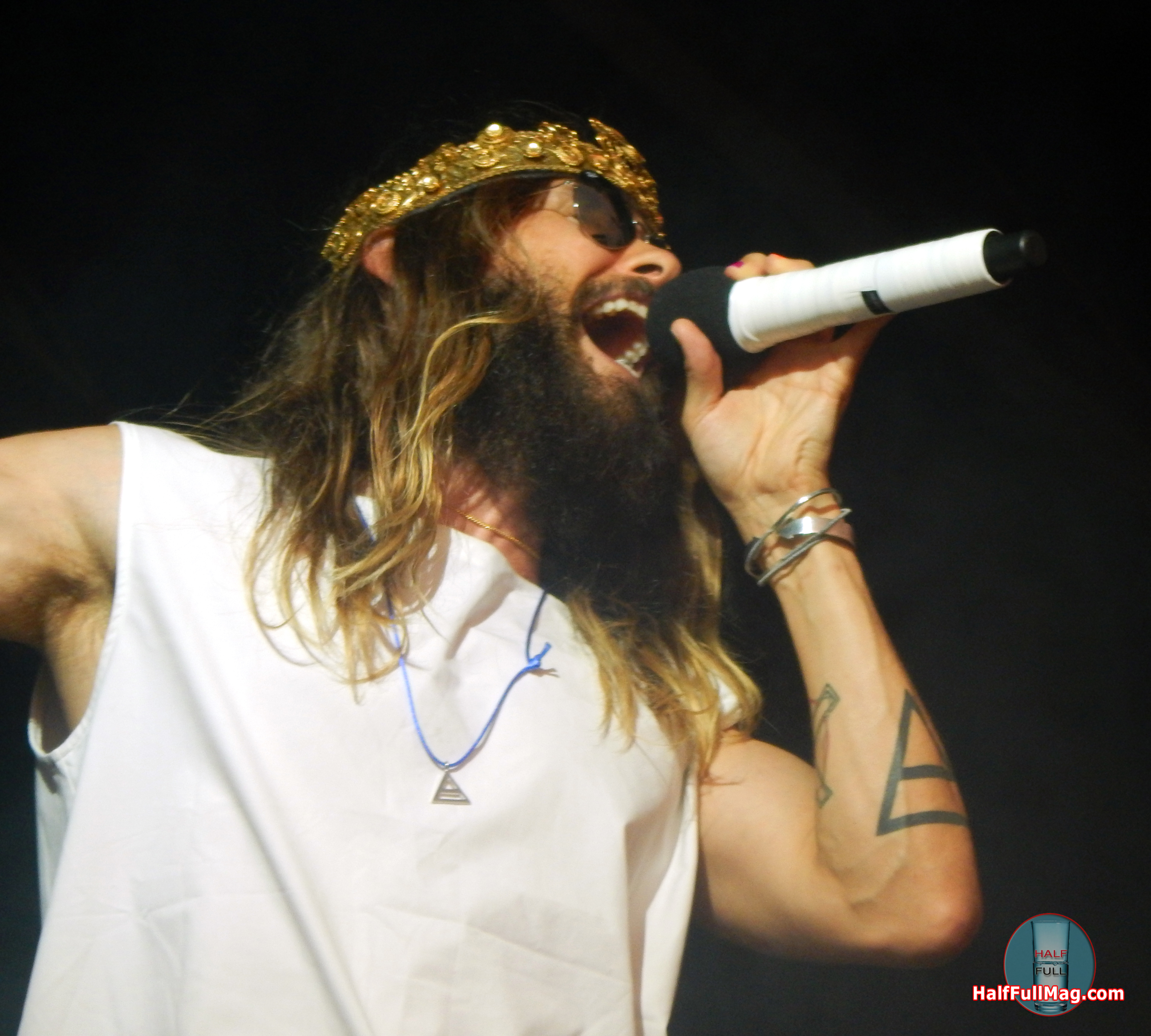 30 Seconds To Mars - Carnivores Tour 8-9-14 17