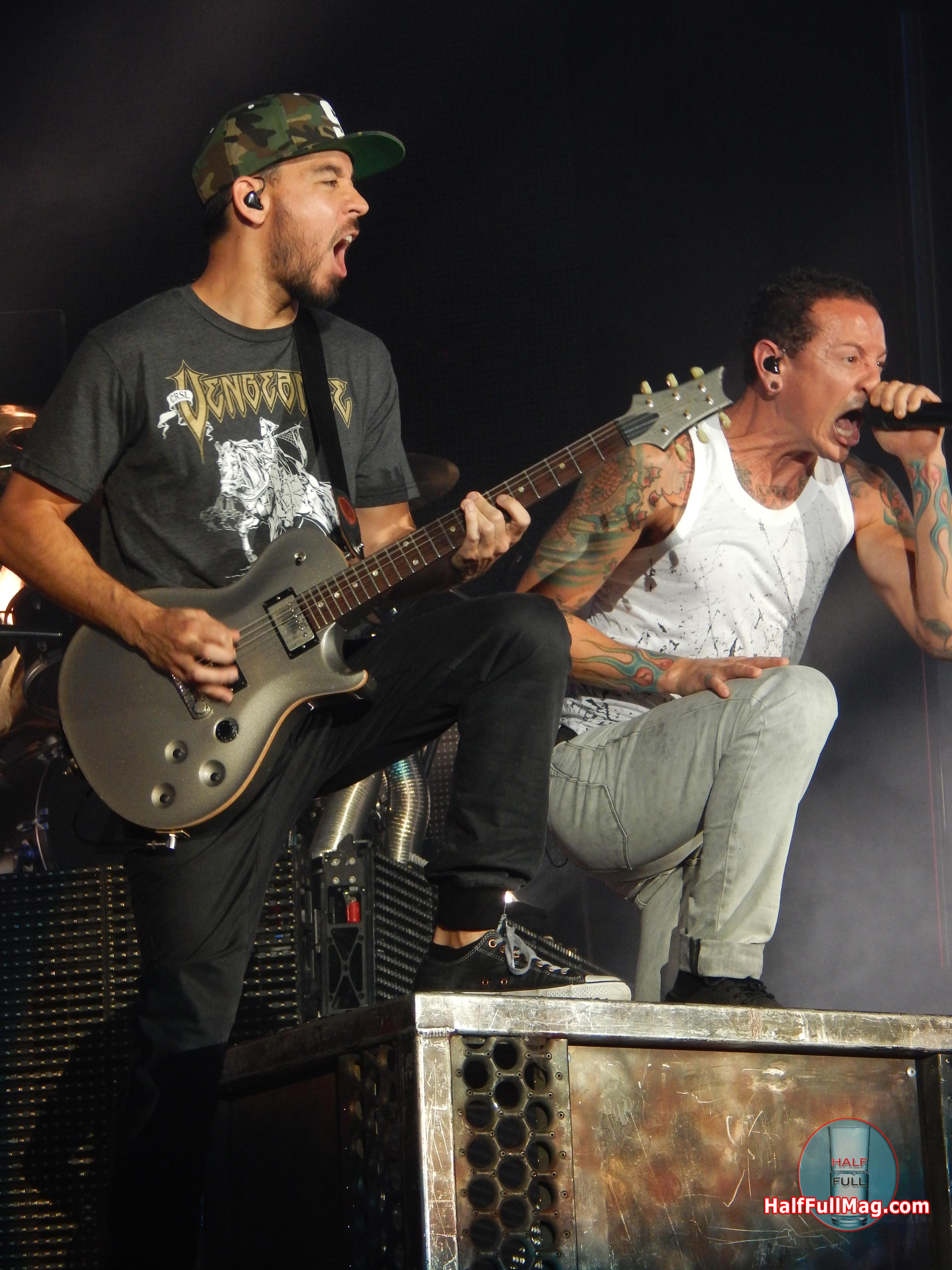 Linkin Park - Carnivores Tour - 8-9-14 13