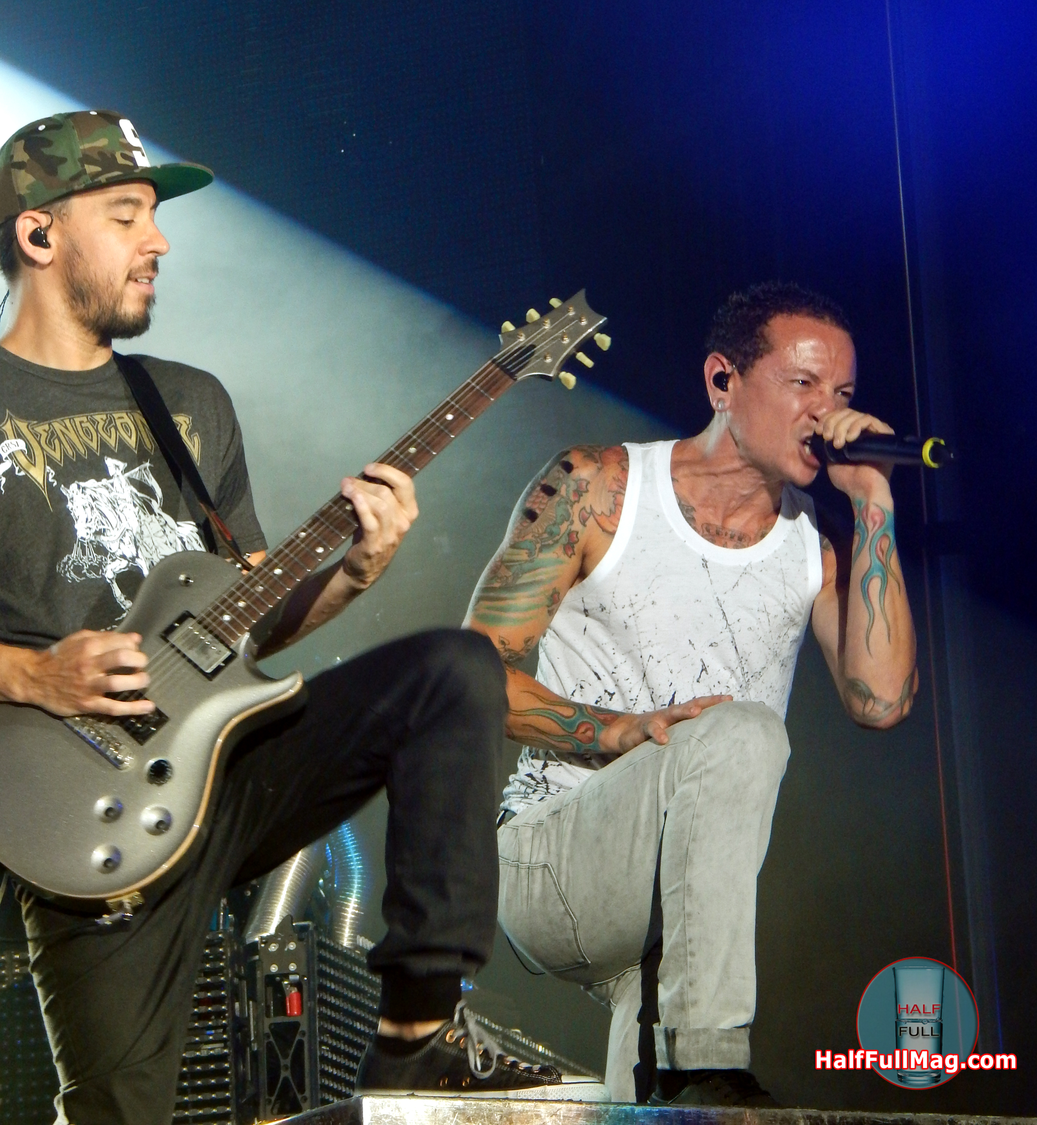 Linkin Park - Carnivores Tour - 8-9-14 15