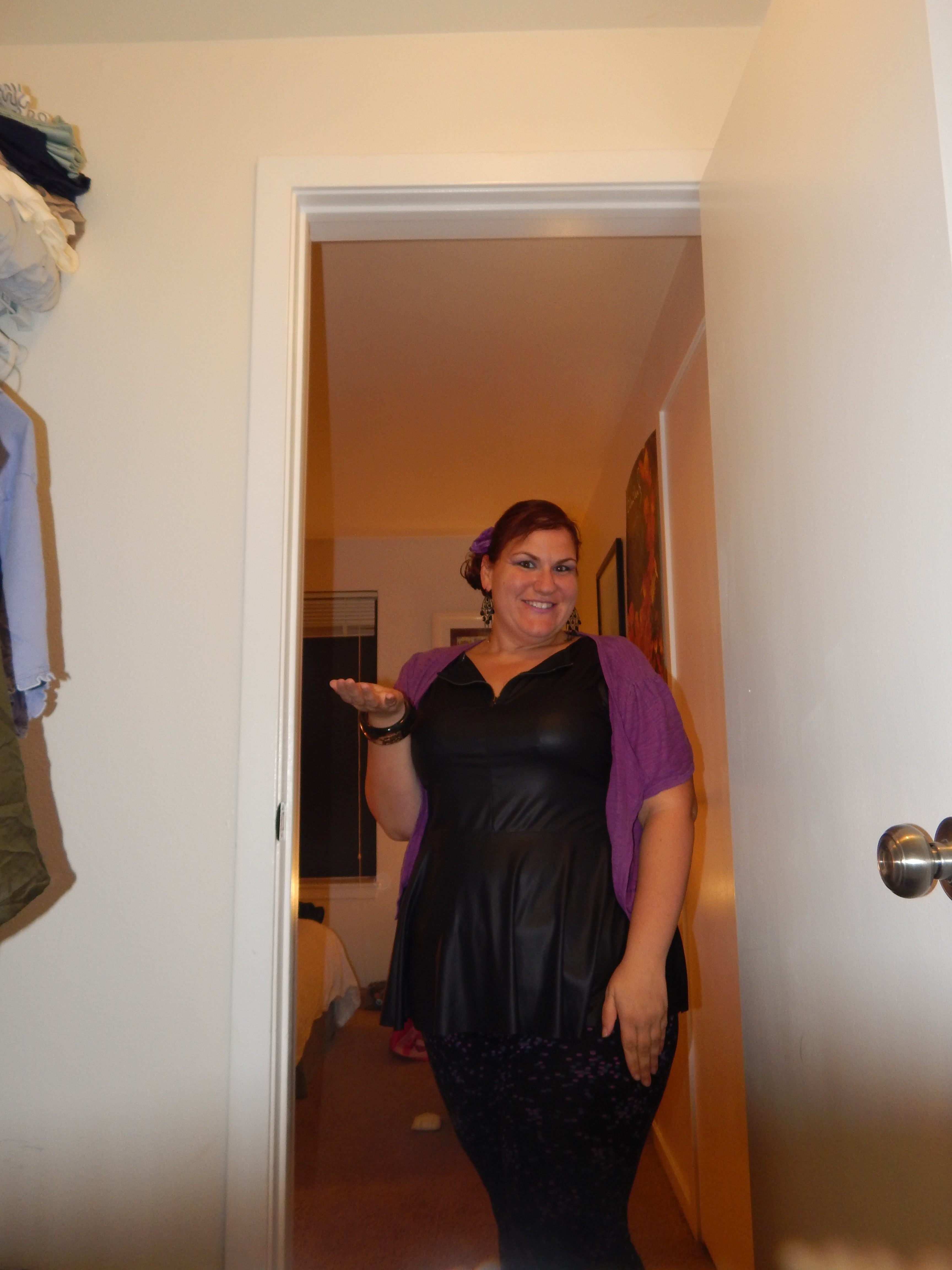 Heading out to Plum Bistro for my first dinner in Seattle.