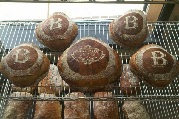 Breads On Oak