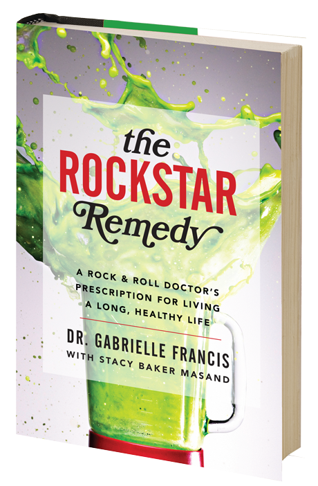 The Rock Star Remedy available now.