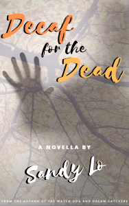 Decaf For The Dead - Available Fall 2019 Cover Design: Sandy Lo