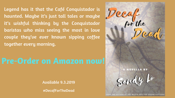 Pre-Order Decaf For The Dead on Amazon
