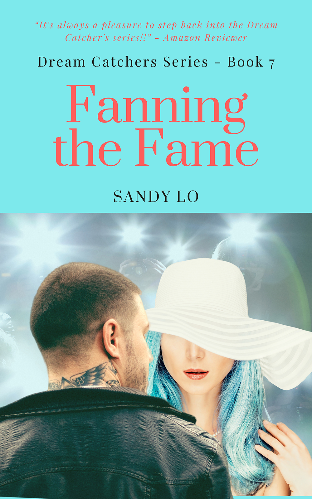 Smaller - Fanning the Fame ebook cover hi res